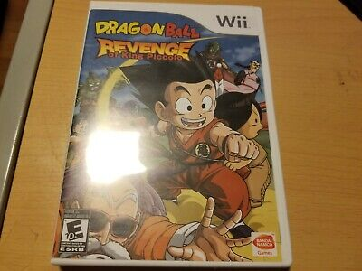 Dragon Ball: Revenge of King Piccolo (Nintendo Wii, 2009)
