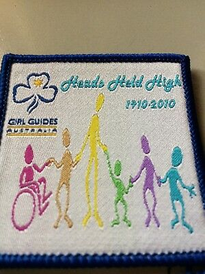 Girl Guides / Scouts Heads Held High 1910 - 2010