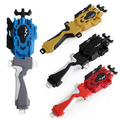 Beylauncher B-119 B-88 Beyblade Burst String LR Launcher + Grip Set Kids Gift