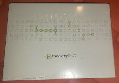 Sealed New Ancestry DNA, Genetic Testing - DNA Test Kit - AE5AJO2
