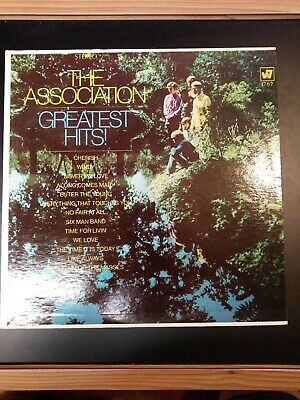 The Association- Greatest Hits- Warner Bros. Records ST 91586 Stereo 1967