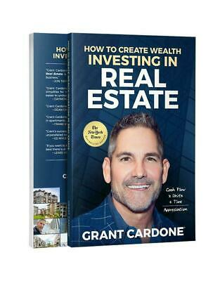 Grant Cardone | How to Create Wealth Investing in Real Estate | Free Shipping!