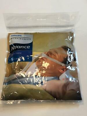 Phillips Respironics Nuance Fabric Frame with Gel Pillows 1106194