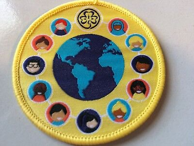 Girl Guides / Scouts WAGGGS Friendship