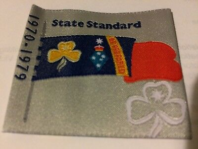 Girl Guides / Scouts Vic Standard 1970-1979