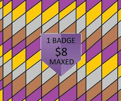 !!!!Nba 2K19 Badge Grind!!!! 1 Badge Of Your Choice Maxed Out For $8