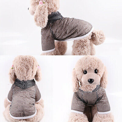 Summer Puppy Sun-Proof Transparent Protection Hoodie Small Dog Clothes Cats HD