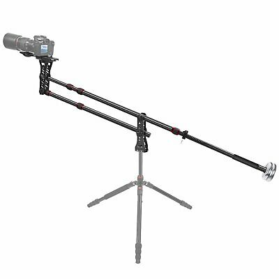 Neewer 70 inches/177 Centimeters Aluminum Alloy Jib Arm Camera Crane with 1/4