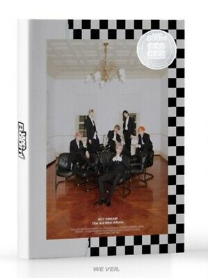 NCT DREAM 3rd Mini Album - [We Boom] WE Ver CD+P.Book+Photocard+Boom Card+C.Card