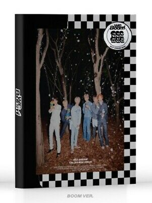 NCT DREAM 3rd Mini Album - [We Boom] BOOM Ver. CD+P.Book+P.Card+Boom Card+C.Card