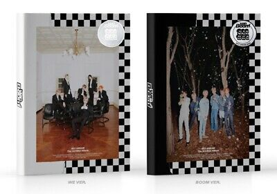 NCT DREAM 3rd Mini Album - [We Boom] 2Ver SET CD+P.Book+P.Card+Boom Card+C.Card