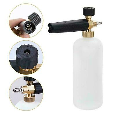 1L High Pressure Washer Foam Lance For Lidl Parkside Qualcast VAX VPW Jet Gun