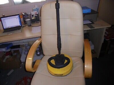 Genuine Karcher Patio Cleaning Head & extension pole for pressure washer