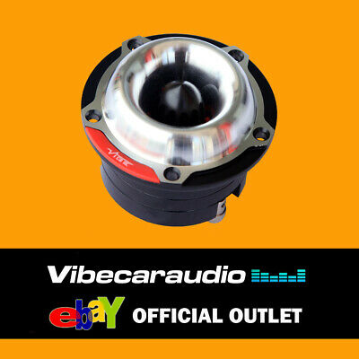 "Vibe Blackdeath Pro 3T 3"" 300 Watts Pro Audio Competition Tweeter Single"