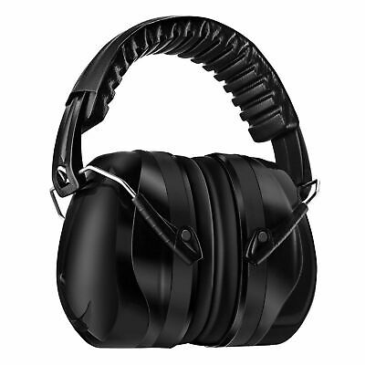 Homitt Sound Ear Muffs Hearing Protection, Noise Reduction Safety Earmuffs, E...