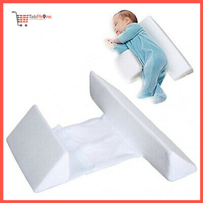 Infant Sleep Pillow Support Wedge Adjustable Width Baby Newborn Anti-Roll