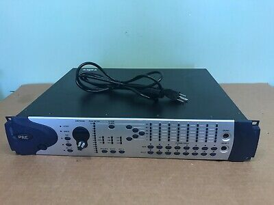 Avid Digidesign PRE 8 Channel Microphone Preamplifier for Pro Tools AVID