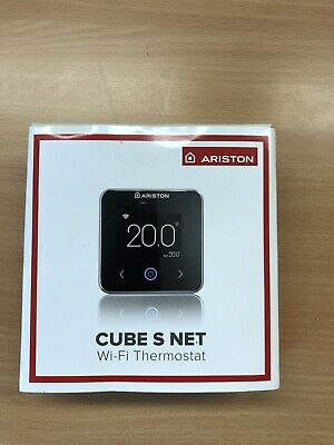 Ariston Cube S Net Wi-Fi Thermostat (only Ariston One Boilers)