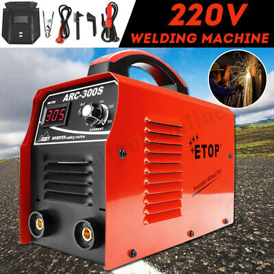 300AMP IGBT Welding Inverter Machine MMA/ARC Portable Welder ARC-300S DC   !