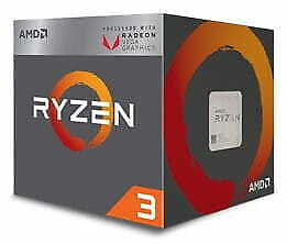 AMD Procesor Ryzen 3 3200G 3,6GHz AM4 YD3200C5FHBOX