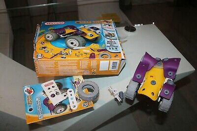 Junior Partir Meccano De 2 Play Pour Enfants À 4 Buildamp; Ans MqSGUzVLp