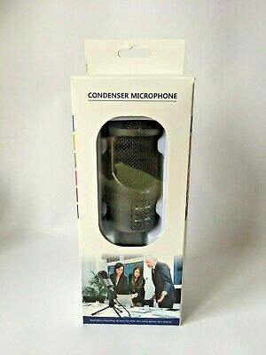NEW USB Condenser Sound Studio Microphone Recording mic studio U-188
