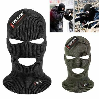 SAS Style Adults 3M Thinsulate Thermal Insulated Winter Warm Full Face Balaclava