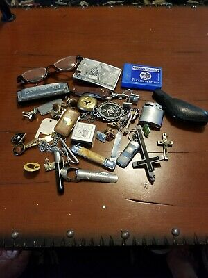 Junk Drawer Lot Misc Stuffs