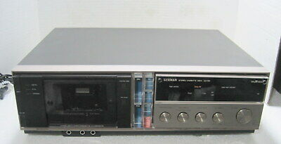 Luxman Model KX-101 Stereo Cassette Deck==New Belts!