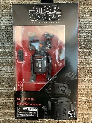 "Star Wars Black Series 6"" Bt-1 (Beetee) #88 Non Mint Box"