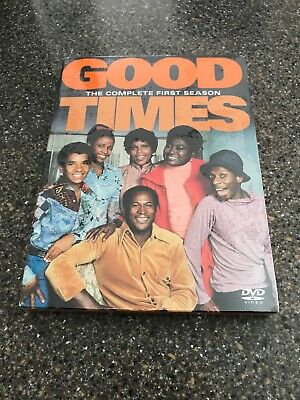 Good Times - The Complete First Season (DVD, 2003, 2-Disc Set) BRAND NEW