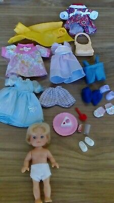 SIMBA Doll and Accessories also fit Barbie sister dolls Kelly/Shelly