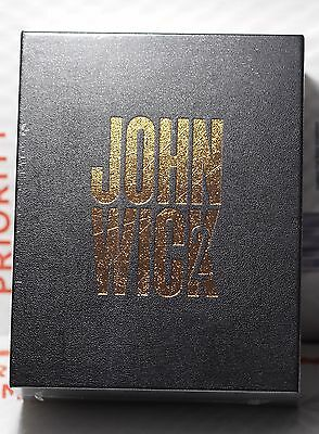 New John Wick 2 Blu-Ray Full+Lenti Slip (3) Steelbooks! Nova Ne#13 Hardbox! 500!