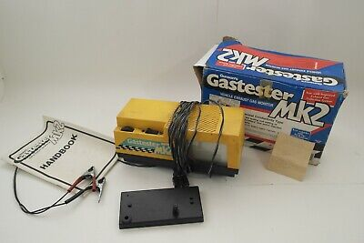 Gunsons Gastester Mk2. Boxed with Instructions.
