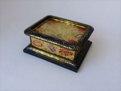 Antique Collectable Tin Box - Pastille Box ? Collectable Boxes