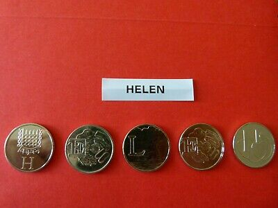 a-z 10p Coins. Any name you want. £2.50 per letter. Send Message. see text.
