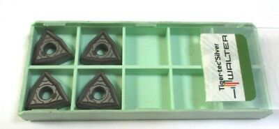 4 Inserts for Rotate Wnmg 060404 MK5 WKK20S from Walter New H23118