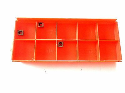 3 Indexable Inserts Lcmx 02 02 04C 53 from Sandvik C4631