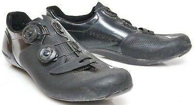 SPECIALIZED S WORKS 6 Road Shoes EU 43.5 US 10.25 Carbon 3 Bolt Bike Cycling BOA
