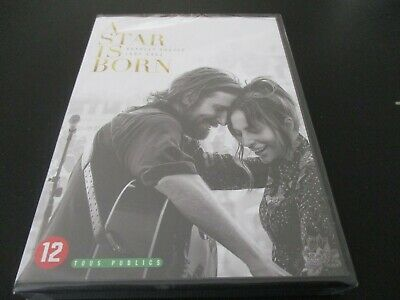 "DVD NEUF ""A STAR IS BORN"" Lady GAGA, Bradley COOPER"