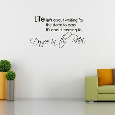 Darling Quote Wall Art Decal Quote Words Lettering Decor DIY Sticker Bedroom BL3