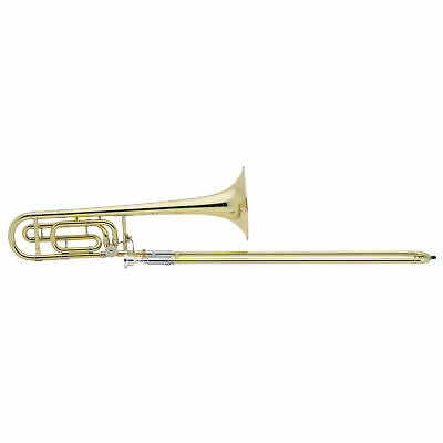 BACH TB200B SERIES Tenor Trombone With F Attachment And Yellow Brass Bell