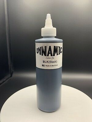 Dynamic Tattoo Ink Black