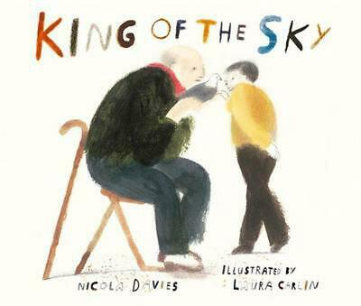 King of the Sky by Nicola Davies (English) Hardcover Book Free Shipping!