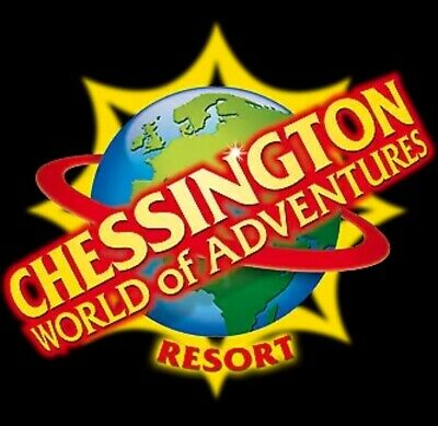 Chessington World Of Adventures Tickets   for 04/09/2019