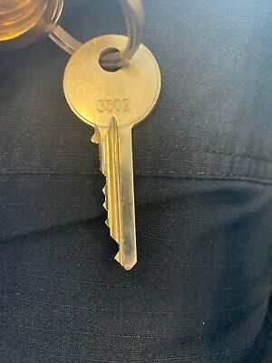 3502 Elevator Key for Fire Service