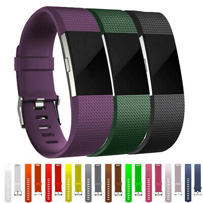 For Fitbit Charge 2 Small/Large Strap Band Wristband Watch Replacement Bracelet