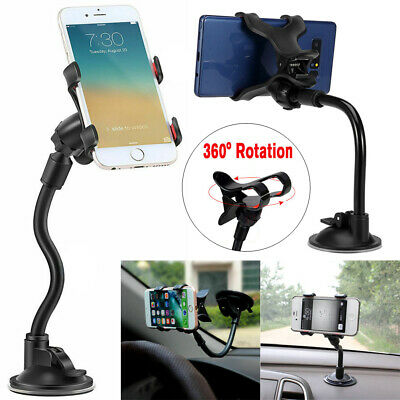 Universal 360° in Car Windscreen Dashboard Holder Mount Any size Mobile Phones T