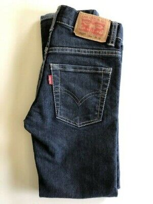 Levi's 510 Blue Slim Stretch Jeans W24