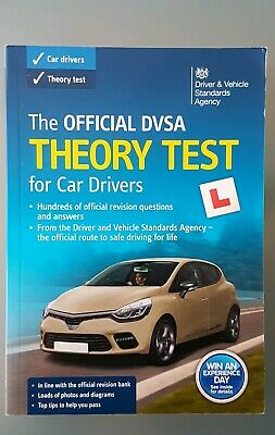 Theory Test -Car Drivers BOOKS  DVSA Driving Theory Tests +FREE GIFT